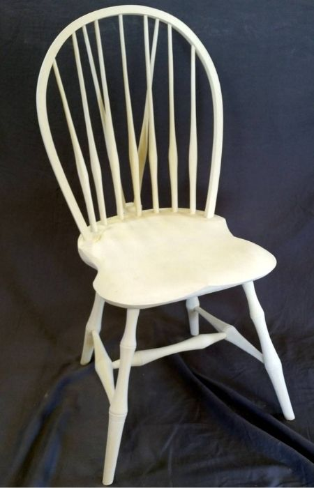 Bow Back Windsor Side Chair