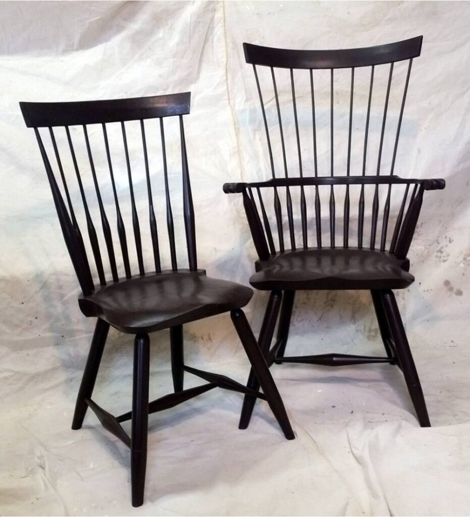 Classic Windsor Chairs