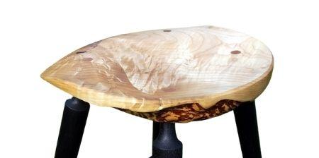 Live edge Meaford stools