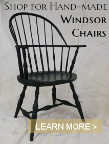 Shop for hand-made Windsor chairs