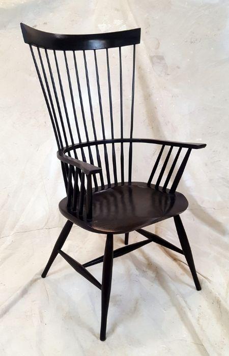 Bognor Comb Back Arm Chair